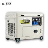 7KW柴油發電機低振動