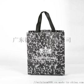 无纺布袋定做印logo覆膜手提袋子现货环保购物袋制