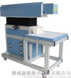賀卡CO2鐳射動態打標機剪紙切割機