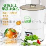 厂家直销 多功能家用果蔬解毒机 洗菜器