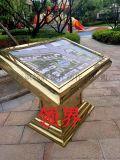园区总平面导览图 太原专业生产总平面导览图