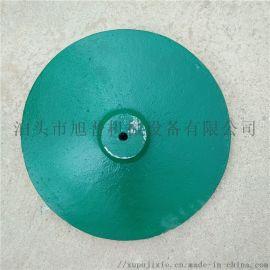 铸铁圆盘配重底座 太阳伞隔离栏**戒线广告标志牌底座