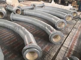 浙江台州耐磨管道 陶瓷内衬管道 江河机械