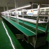 河南電子流水線定製廠家 防靜電皮帶線 PVC生產線
