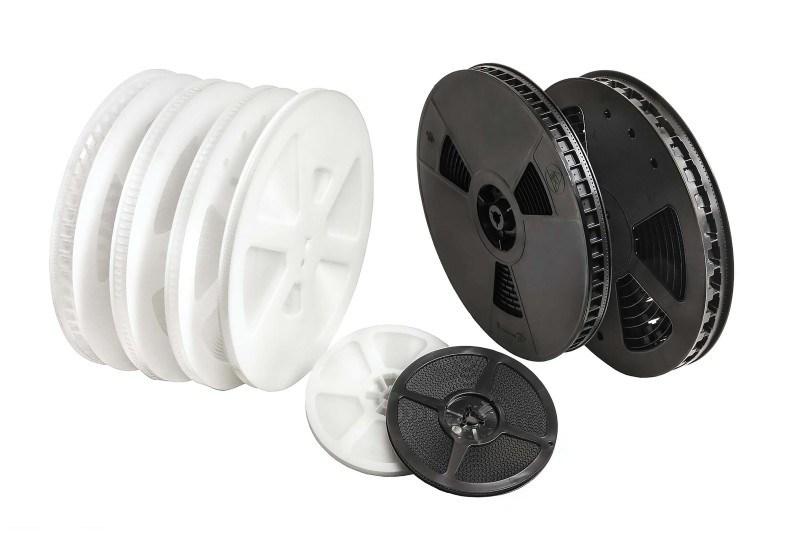 12mmSMD元器件塑胶载带 佛山高透黑色塑胶载带