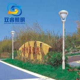 中式简约照明路灯定制户外铝制景观灯供应别墅柱头灯