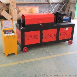 全自动数控钢筋调直切断机 液压钢筋校直机厂家