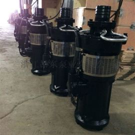 油浸式潜水泵 380V农用灌溉油浸泵 深井抽水泵