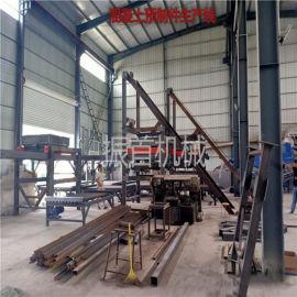 浙江衢州小型预制件生产线混凝土预制件布料机操作