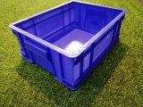 汉中【周转箱物流箱】蓝色塑料箱零件箱厂家批发