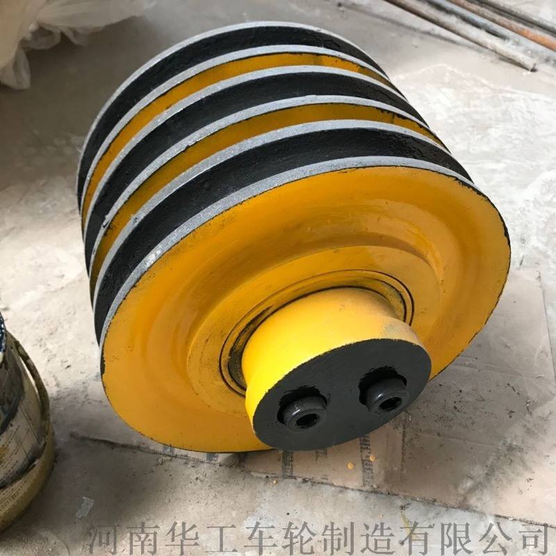 起重定滑轮组 重型滑轮组 导绳轮 32t吊钩滑轮组