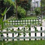 蔬菜园塑钢护栏,沂南花园草坪护栏,PVC护栏工厂