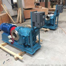 转子式输油泵, 耐腐蚀转子泵, 输油卸车扫仓泵