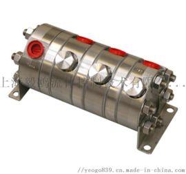 320齿轮油润滑系统分流器同步马达