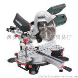 陕西西安麦太保推拉式介铝机 多功能斜切割机
