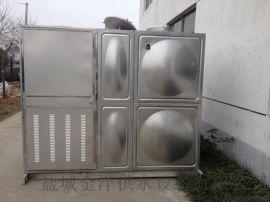 云南曲靖不锈钢水箱 消防供水设备
