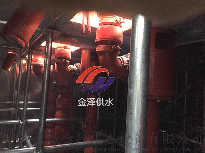 江蘇南通地埋式增壓供水設備