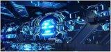 室內全彩p4會議室舞臺小間距LED科技電子高清螢幕