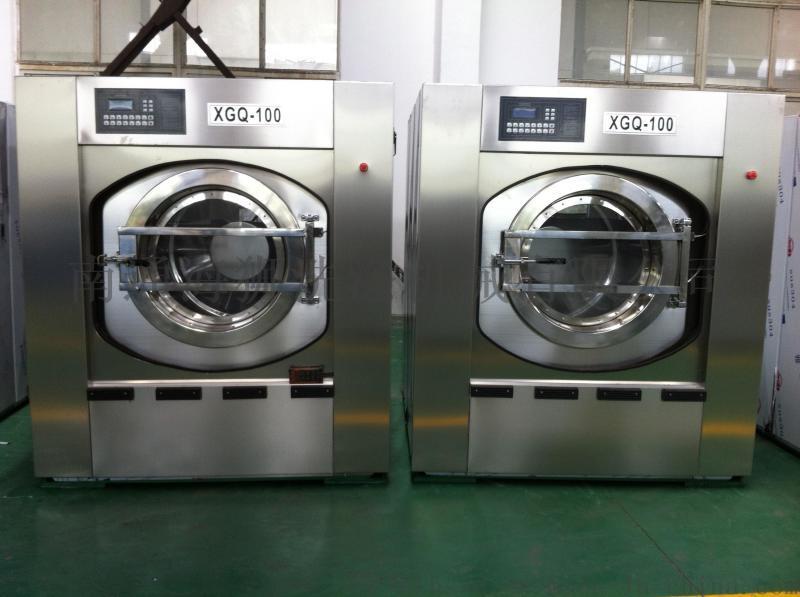 100公斤工业洗衣机价格\不锈钢洗衣机厂家