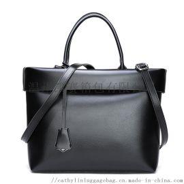 女士商务大容量手提包斜挎包单肩包