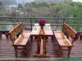 园林桌椅设计定制--找时景家具厂家直销
