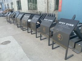 南昌印钞厂文旅标识标牌展示