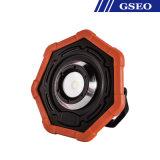 高亮度大功率可充電式六角形便攜工作燈