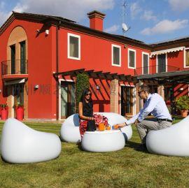 玻璃钢沙发洽谈休息椅子商务户外酒店别墅休闲家具