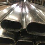 廣州不鏽鋼平橢管,亞光201不鏽鋼平橢管