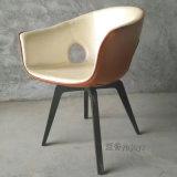 姜椅餐厅餐椅现代简约休闲椅
