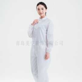 美安世家订制潍坊肉联厂用无尘防静电工作服