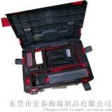 工具箱禮盒定制包裝 防震抗摔廠家訂制EVA內襯