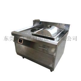 商用电磁肠粉机厂家直销 20/30KW蒸肠粉炉子
