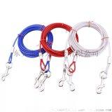 寵物鋼絲繩索具,狗鏈鋼索,安全拉繩,連接鋼繩
