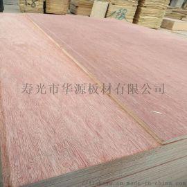 专业生产出口菲律宾胶合板 两次成型