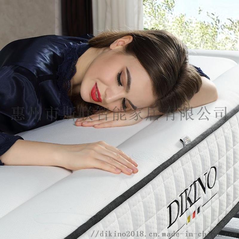 迪姬诺防水音波震动酒店床垫情趣床垫智能电动床垫