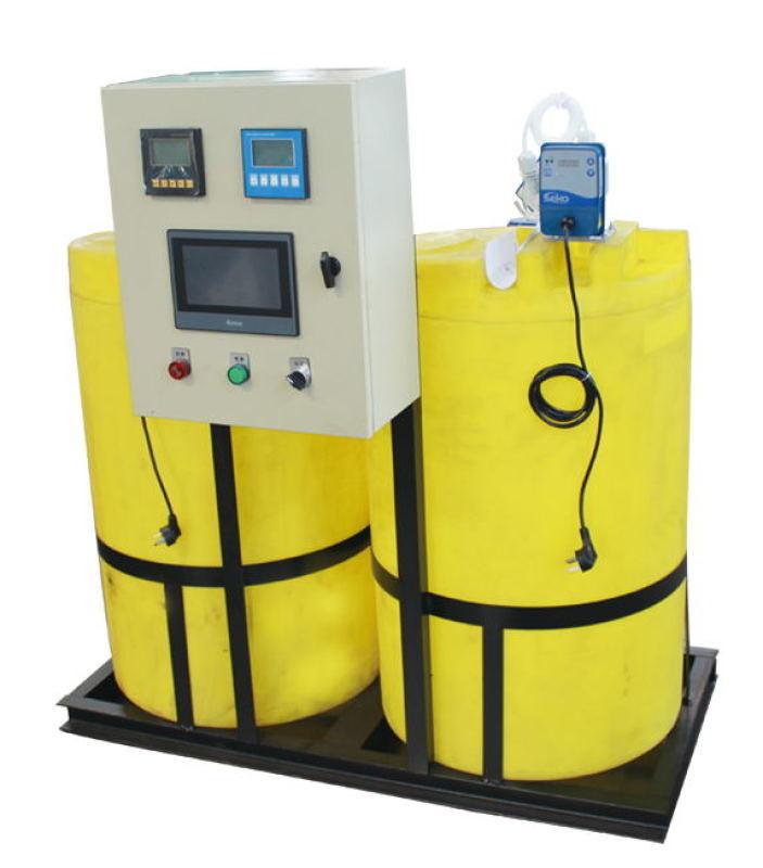 PAC加藥裝置系統設計方案/全自動加藥設備廠家