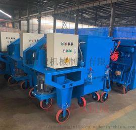 供应移动式钢板除锈机-钢板表面清理设备