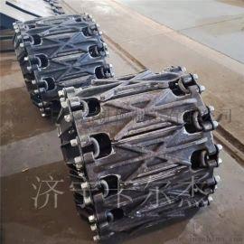生产销售50装载机防滑保护履带 轮胎防滑链