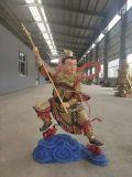 佛像雕塑制作 三  哪咤 神话人物造像