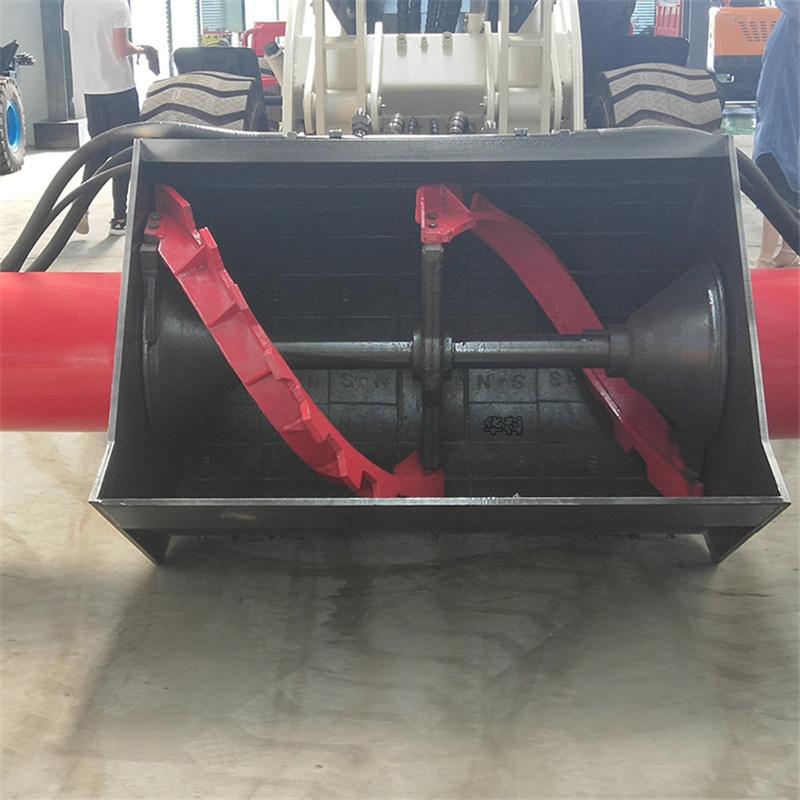液压式搅拌斗装载机 双液压柱塞马达搅装机 华科