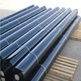 北京黑膜沼气池1.5mm单糙面HDPE防渗膜