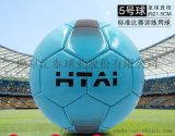 厂家直销5号成人足球;345号PVC足球定制