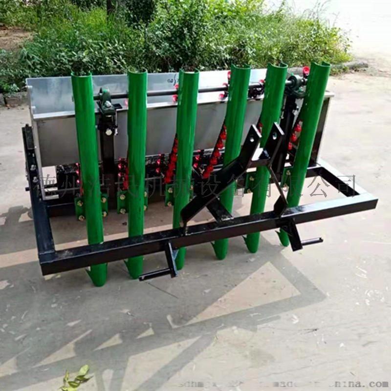 浩民機械生產6行大蒜播種機