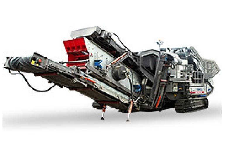 粗碎 中细碎移动破碎站 石料破碎机厂家报价