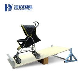 嬰兒車穩定性和動態撞擊測試平臺