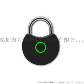 BioLock跨境新款Q1智能指纹挂锁