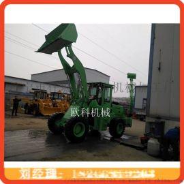 农业小型挖掘装载机 两头忙挖铲一体机