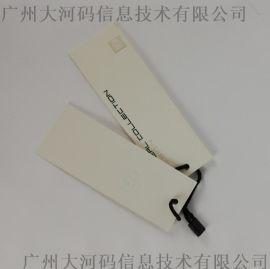 **男女服装PVC吊牌定做新款袋子吊牌定制