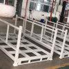 摺疊式單立柱鋼製堆垛式貨架 堆疊式鐵架 巧固架